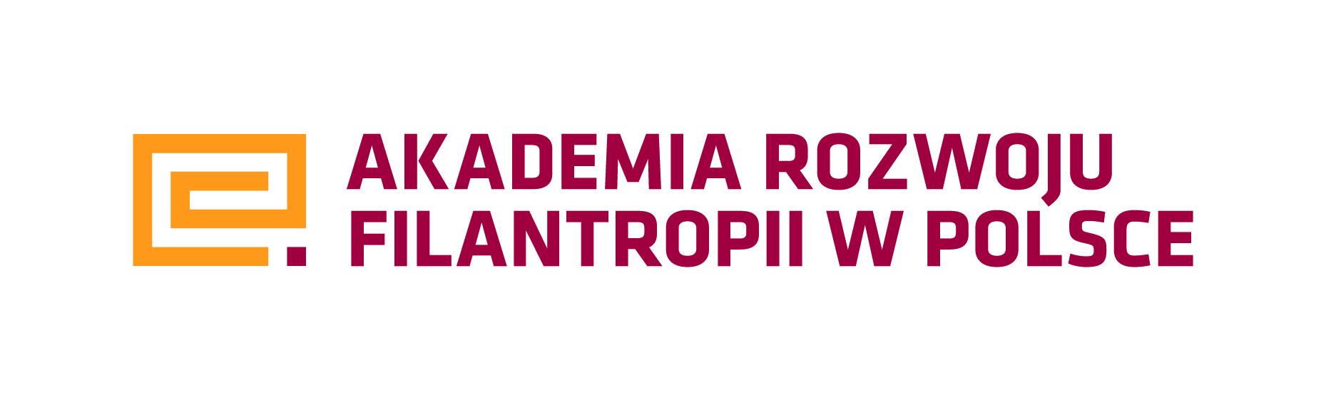 Znalezione obrazy dla zapytania akademia rozwoju filantropii w Polsce